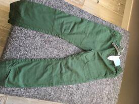 Brand new Sainsbury's boys trousers age 9