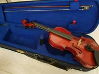 3/4 Violin for sale with case