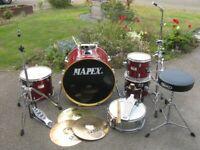 Mapex M Series (Birch) Drum Kit