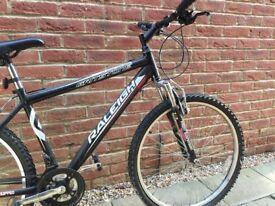 Men's Rayleigh push bike