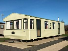 WILLERBY WESTMORELAND CHEAP STATIC CARAVAN - BARGAIN - KINGFISHER PARK INGOLDMELLS - HOLIDAY HOME