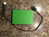 Xbox One Seagate 2 TB additional storage