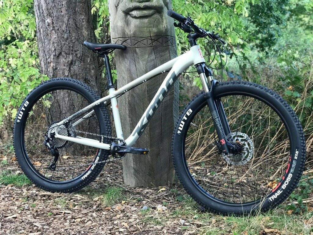 2019 Kona Blast Mountain Bike - Nearly New - Accessories - £499  9a91902b9