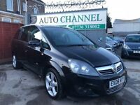 Vauxhall Zafira 1.9 CDTi SRi 5dr£2,945 p/x welcome FREE WARRANTY. NEW MOT