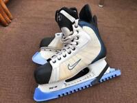 Nike ice hockey skates