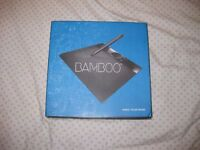 Wacom Bamboo Graphics Tablet Boxed