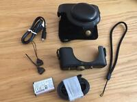Case and accessories for Sony RX100