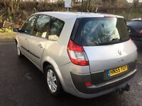 2005 Renault Grand Scenic 1.5 dCi Dynamique 5dr Diesel 7 Seater @07445775115 @07725982426@