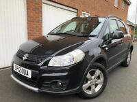 2012 12 Suzuki Sx4 4GRIP 4x4 1.6 Petrol++94k++Full History+Long MOT+not jimny swift vitara forester