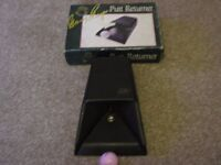 Gary Player Putt Returner battery operated