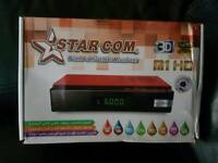 Starcom M1 HD satellite receiver