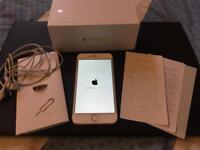 iPhone 6 Unlocked Gold Like New!