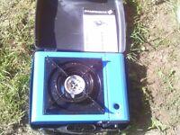 caravan or camper camping gaz cooker