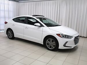 2018 Hyundai Elantra SEDAN w/ USB PORT, SUNROOF, TINTED GLASS, B