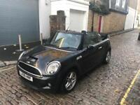 MINI Cooper S Convertible 1.6 2DR Face lift New Shape Low milage similar to bmw vw gt Audi
