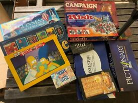 Huge Selection of Kids Box Games - all Complete