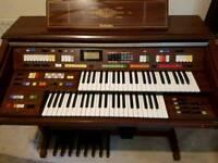 Technics organ E66
