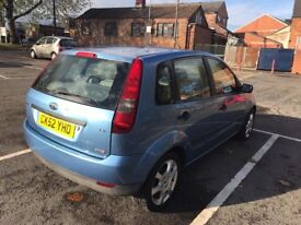 Ford FIESTA 2002 1.4L Diesel Manual Road Tax £30 per year!
