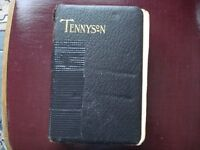 Vintage book by Tennyson of Poetical works