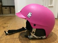 Atomic Ski / Snowboard Helmet, Women's, Medium, Pink