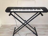 Casio electronic keyboard CTK-240