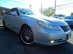 2007 Lexus ES 350 PREMIUM | LEATHER.ROOF |  UPGRADED WHEELS