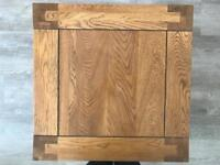 Oak Furniture Land Lamp Table