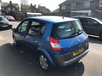 Automatic Renault scenic 1.6 low mileage £799
