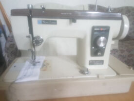 sewing machine - newhome