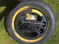 Honda Accord 04 space saver wheel
