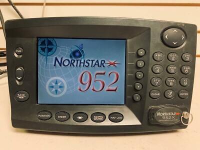NorthStar 952X GPS Chart Navigator Display Plotter