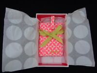 Great Stocking Filler Boden Passport Holder & Luggage Tag Unused In Box