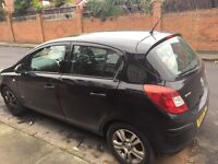 Vaxhall car for sale low mileage diesel good condition