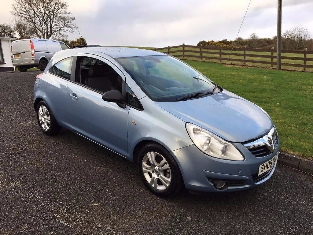 2009 vauxhall corsa 1 2 design light damage easy diy fix in eglinton county londonderry. Black Bedroom Furniture Sets. Home Design Ideas