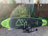 Inflatable surfboard. **SOLD**