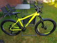 2018 Voodoo Wazoo Mountain Bike 18""