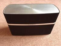 Bowers & Wilkins A5 wireless Music System with Apple Airplay