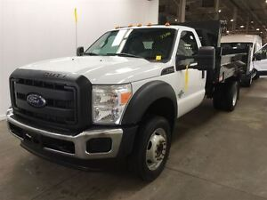2016 Ford F-550 CHASSIS CAB - DRWXL-SUPER DUTY-DIESEL
