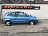 VW POLO S/ FSH/ALLOY WHEELS
