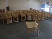 Joblot 100 x restaurant cafe pub chairs contract quality furniture