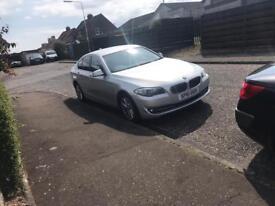 BMW 5 series (full years mot)
