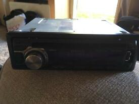 Kenwood car stereo /cd/ mp3