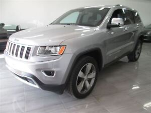 2015 Jeep Grand Cherokee Limited - NAVI, CUIR, TOIT , 20'' -