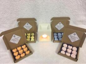 Home made soy wax melts by Northern Waxes