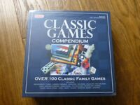 Ideal Classic Games compendium Over 100 classic family games – brand new unopened