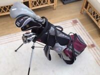 US Kids Junior Golf Club Set - 60 Inch Ultra Light