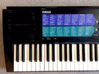 Yamaha PSR 185 Keyboard- Good Condition