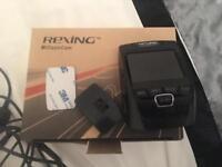 Rexing 1080p Dashcam