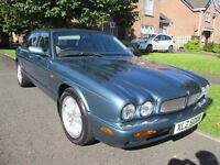 2001 jaguar xj8 sport executive auto driving perfect £1000 spent recently with a jag expert mint