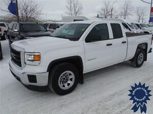 2014 GMC Sierra 1500 Double Cab 2WD - 6.5 Ft Box - 5.3L V8